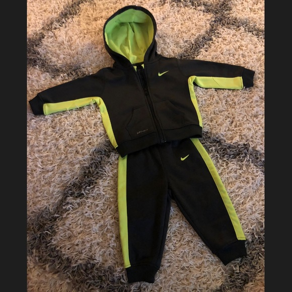 New Baby Nike Jumpsuit - 12 Months